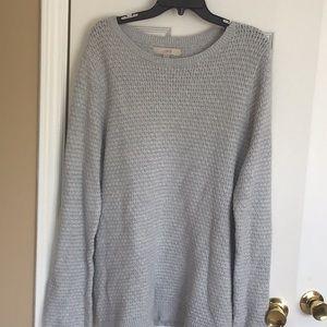 Loft Sweater XXL- Light Grey